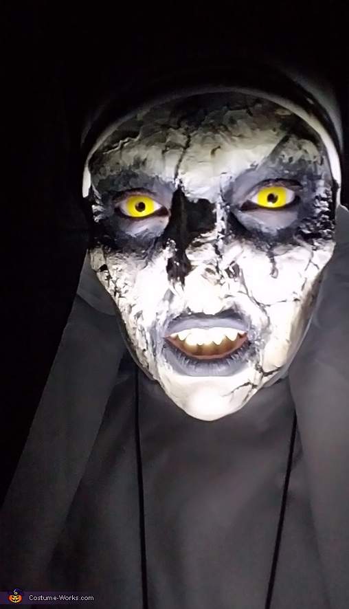 The Conjuring 2 Valek Nun Costume