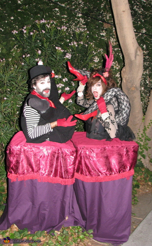 The Contortionists Costume