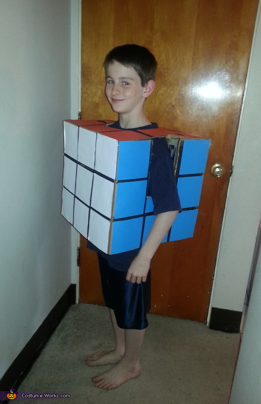 The Cube Costume