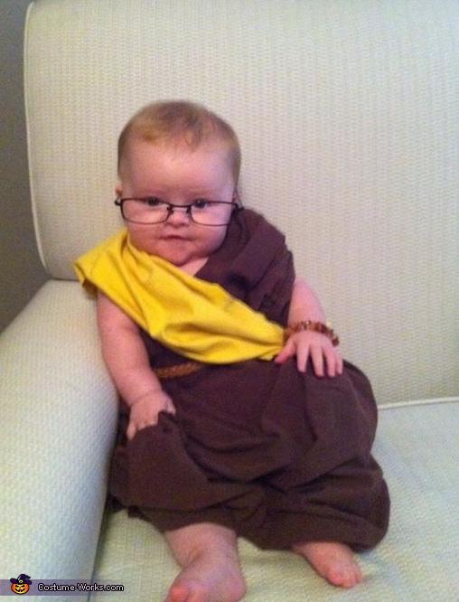 sc 1 st  Costume Works & Dalai Lama Baby Costume