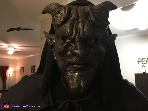 The Dark Gargoyle Costume