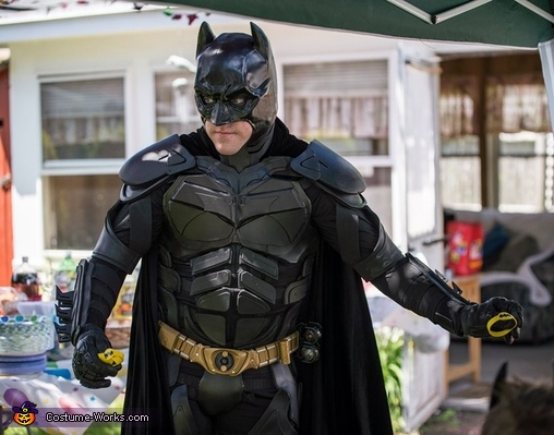 The Dark Knight Costume