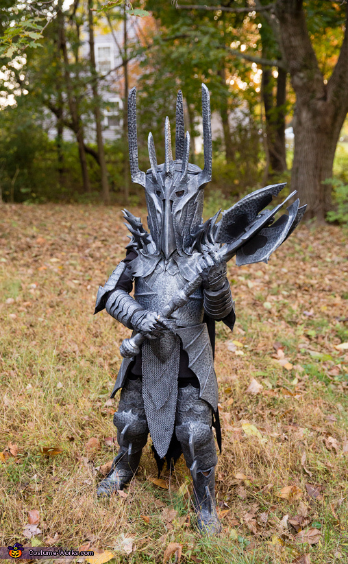 The Dark Lord Sauron Costume