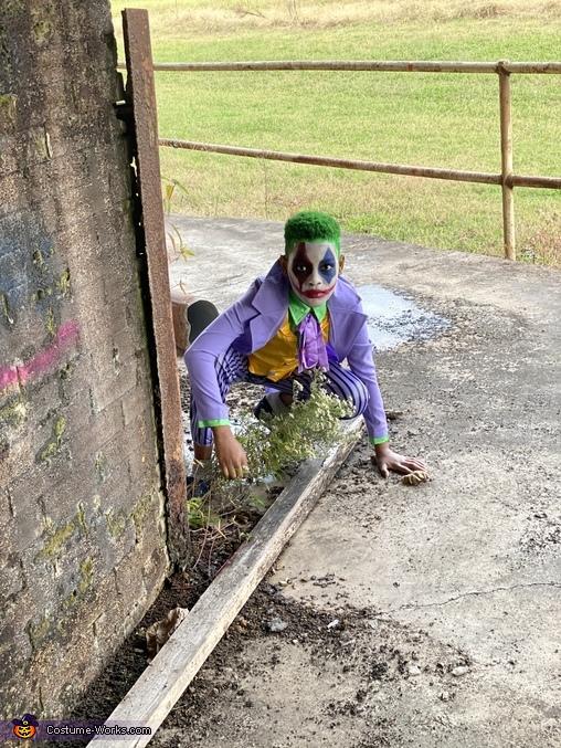 I see you!!!!, The Davenport Squad Costume