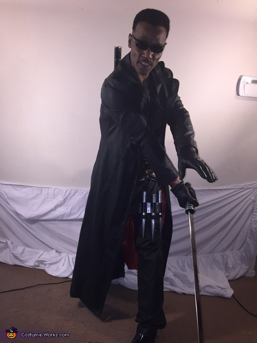 The Daywalker Blade Costume