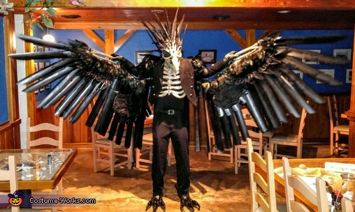 The Dead Crow Costume