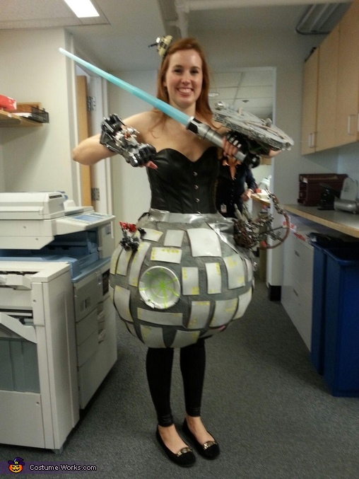The Death Star Costume