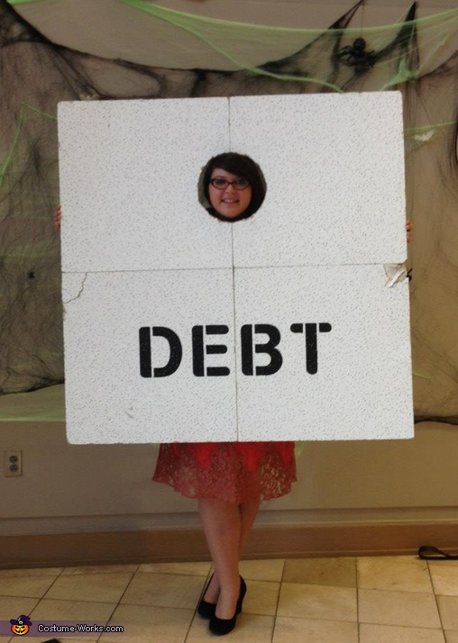 The Debt Ceiling Costume