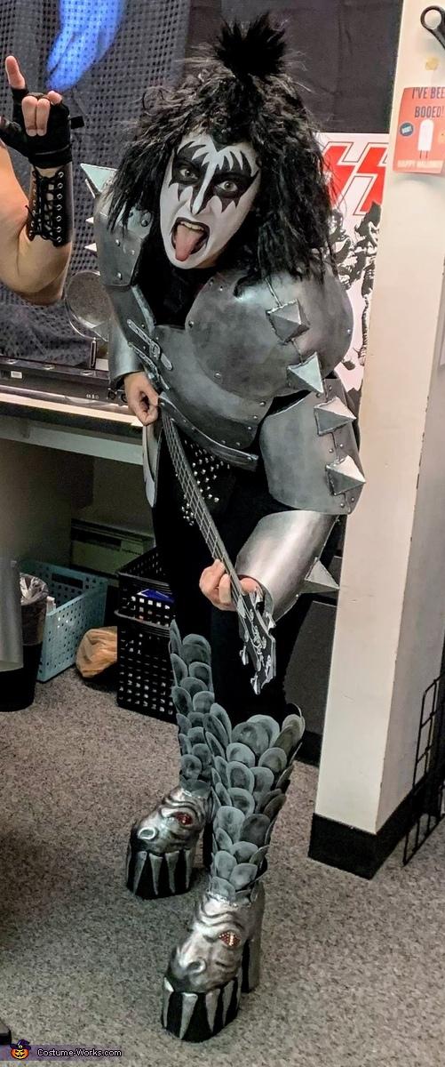 The Demon / Gene Simmons Costume