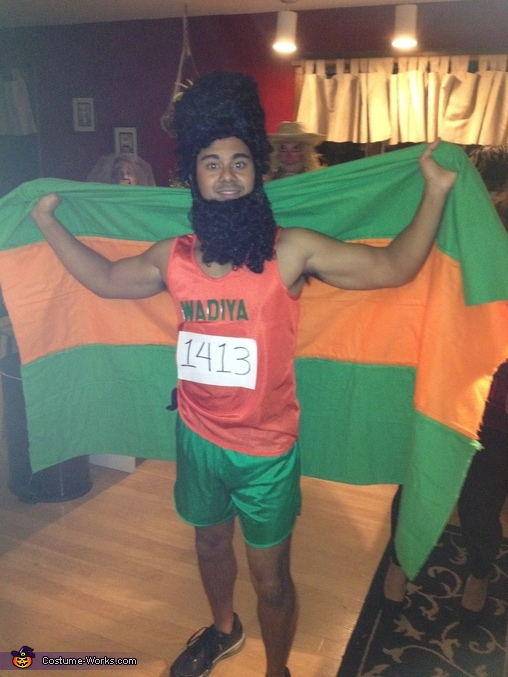 The Dictator Costume
