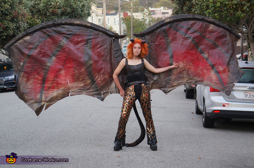 The Dragon Costume