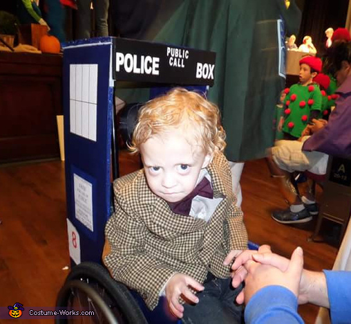 The Eleventh Doctor Costume