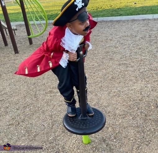 The Elite Pirate Costume
