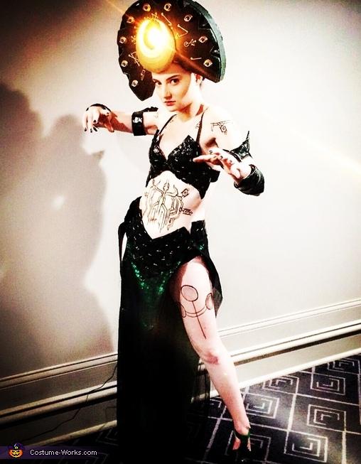 The Enchantress Costume