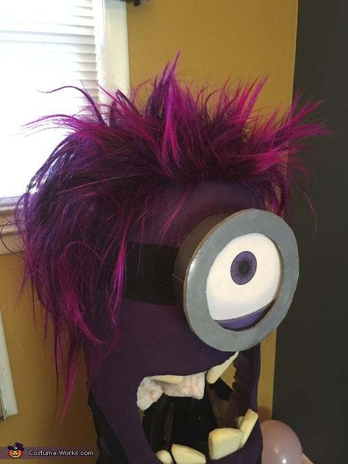 The Evil Minion Homemade Costume