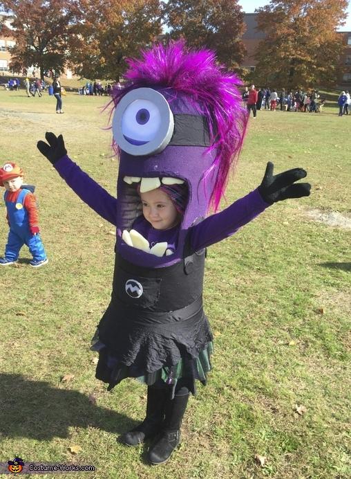 The Evil Minion Costume