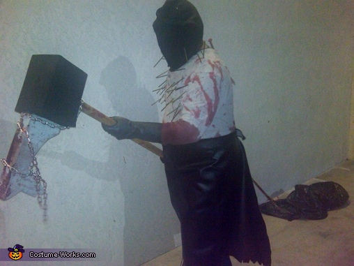 The Executioner - Homemade costumes for men