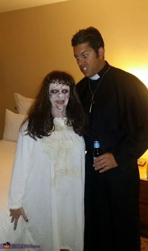 The Exorcist Couples Costume