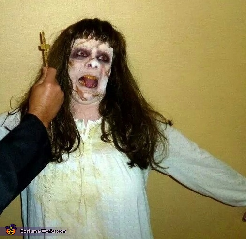 The Exorcist Homemade Costume