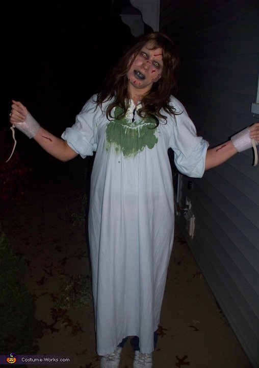 The Exorcist!! Reagan Costume