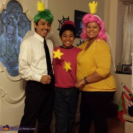 Fairly Oddparents Halloween Costume