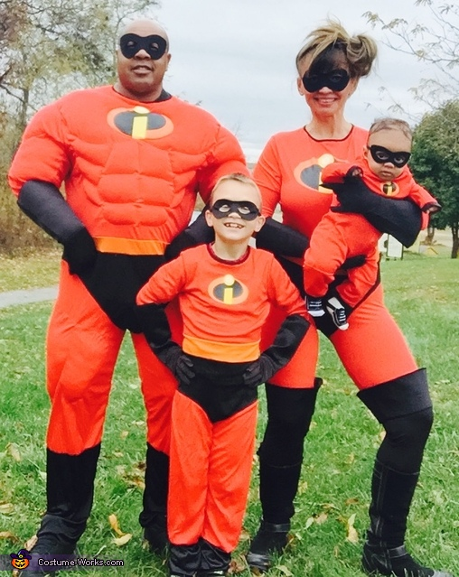 The Incredibles Costume