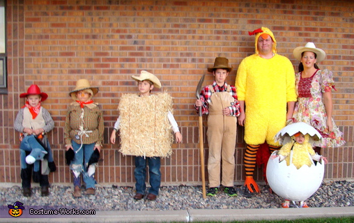The Family Farm Costume