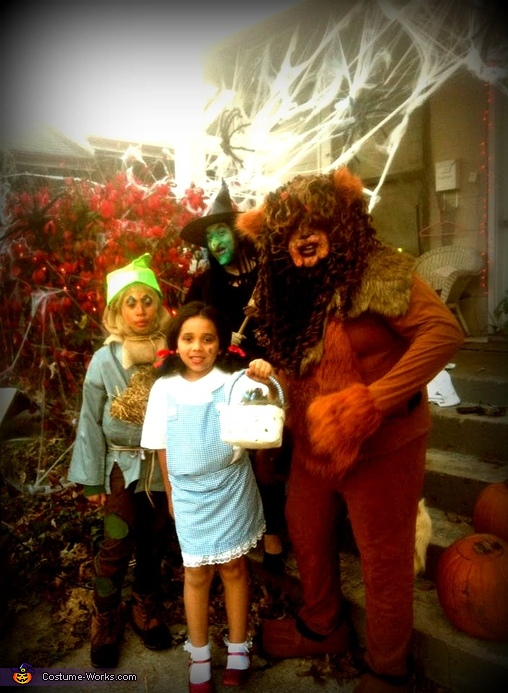 The Family of Oz Costume