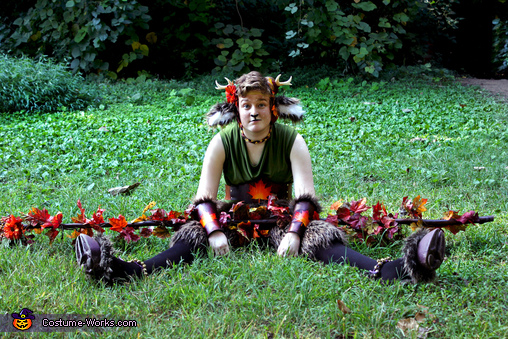 Harrumph., The Faun Costume