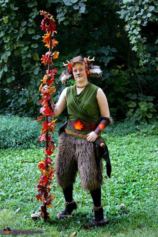 The Faun Costume