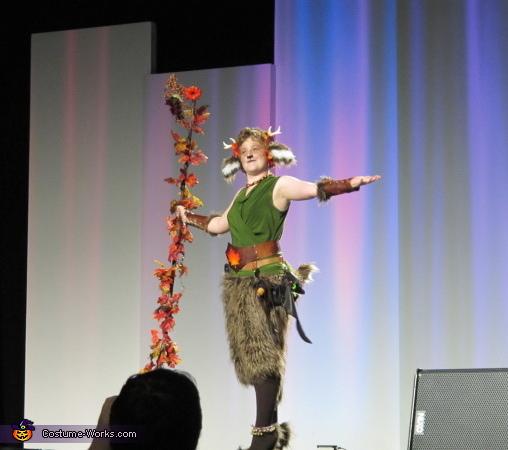 TA-DA!, The Faun Costume