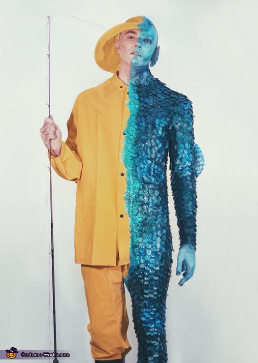 The Fisherman Costume