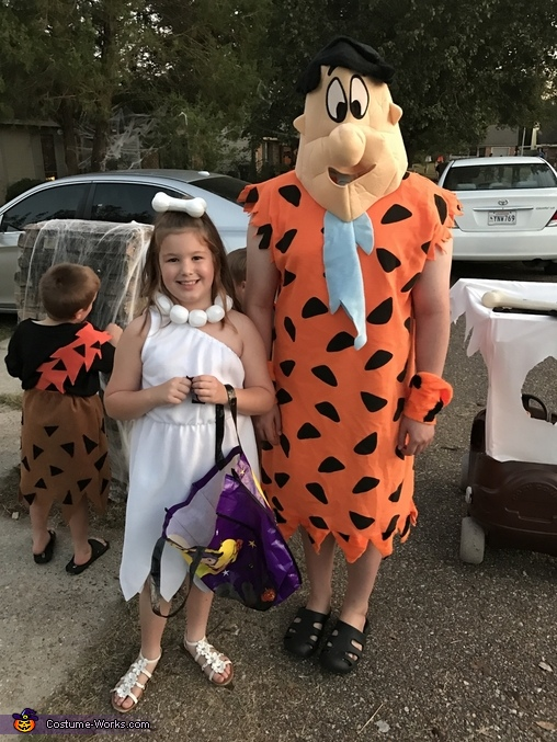 The Flintstones, The Flintstones Family Costumes