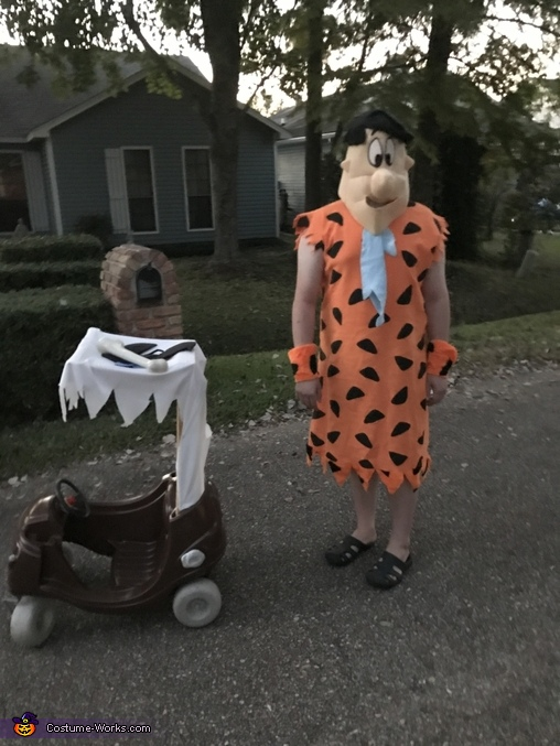 The Flintstones Homemade Costumes