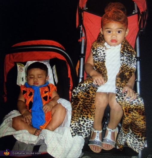 The Flintstones Baby Costume