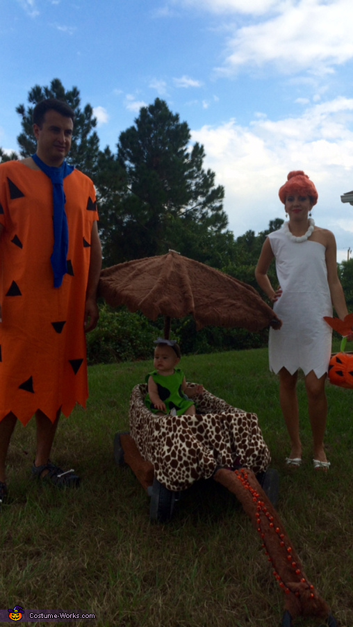 Yabba dabba doo!, The Flintstones Costume