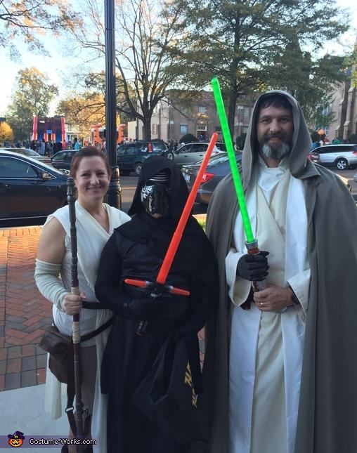 The Force Awakens Costume
