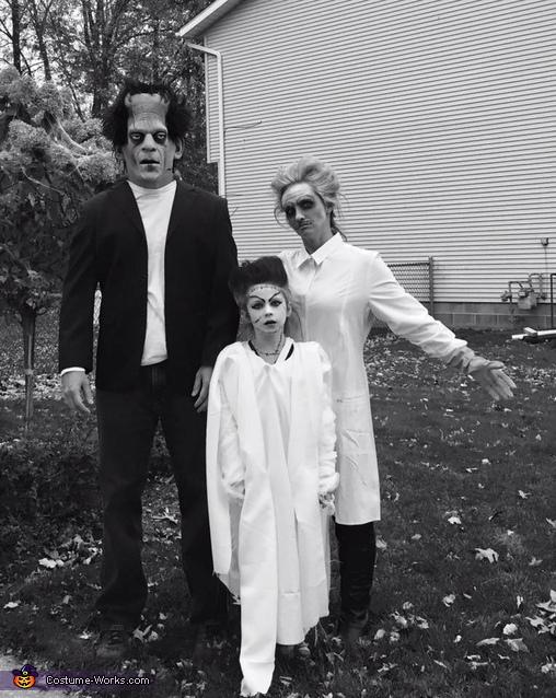The Frankensteins Costume