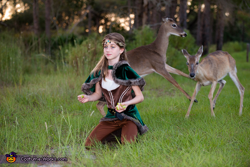 Oh Deer!, The Friendly Hunter Costume