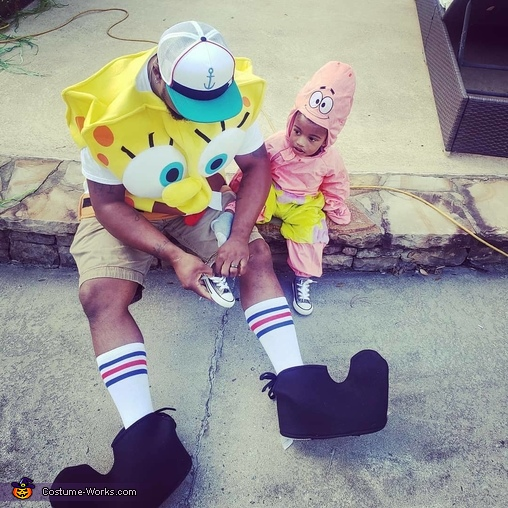 The Gainey Family Under The Sea Costume
