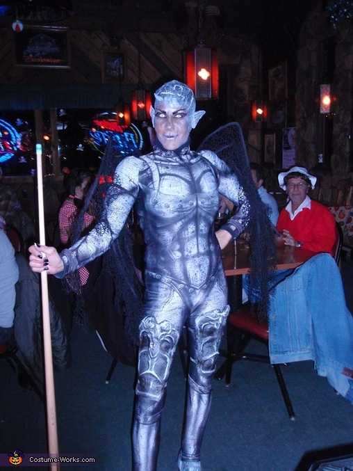 The Gargoyle Costume