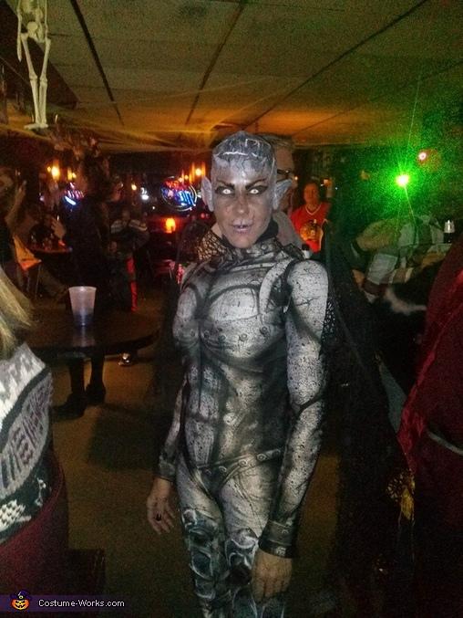 Gargoyle, The Gargoyle Costume