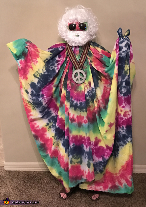 The Ghost of Jerry Garcia Costume