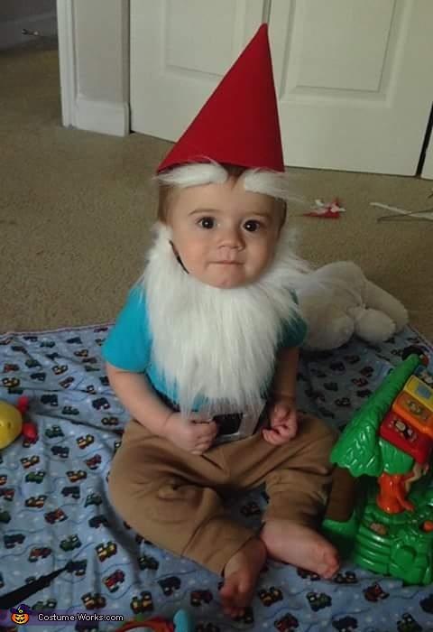 The Gnome Costume