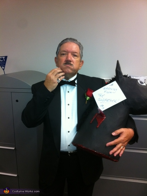 The Godfather Costume