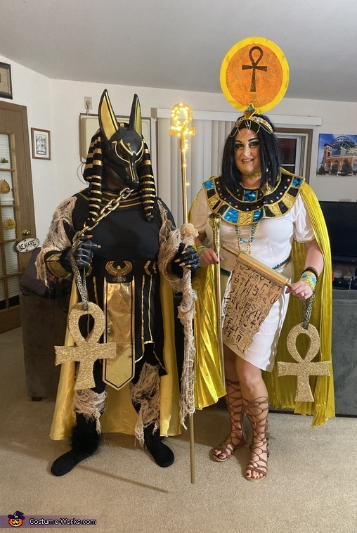 The Gods of Egypt Costume