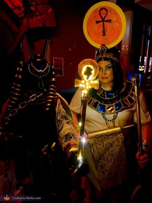 The Gods, The Gods of Egypt Costume