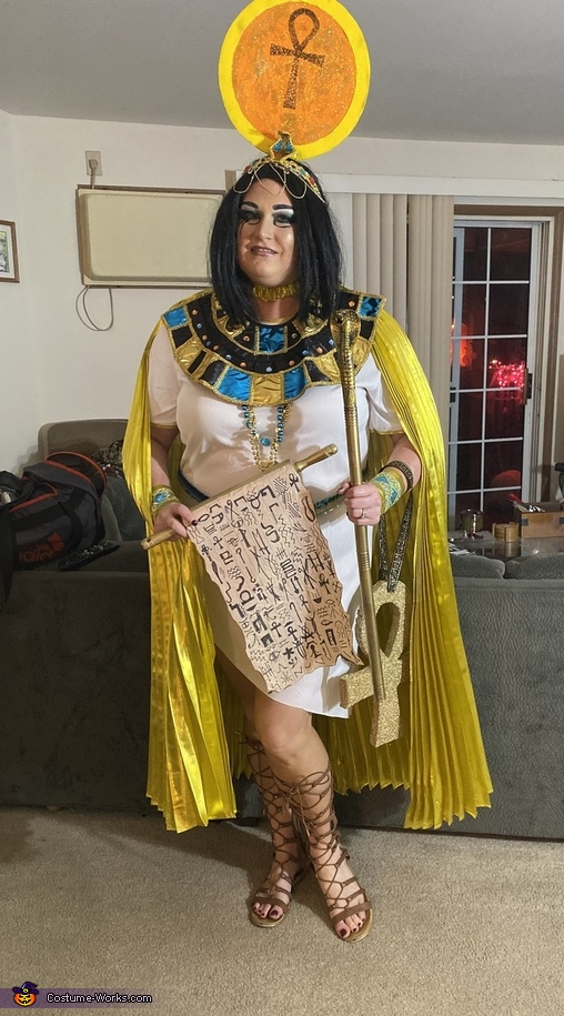 Ra, The Gods of Egypt Costume