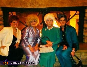 2ce6a896c The Golden Girls Group Costume - Photo 2/2