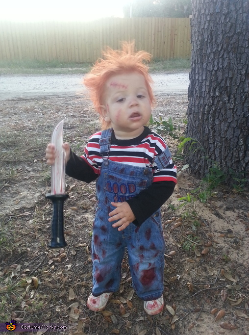 The Good Guy Chuckie Costume